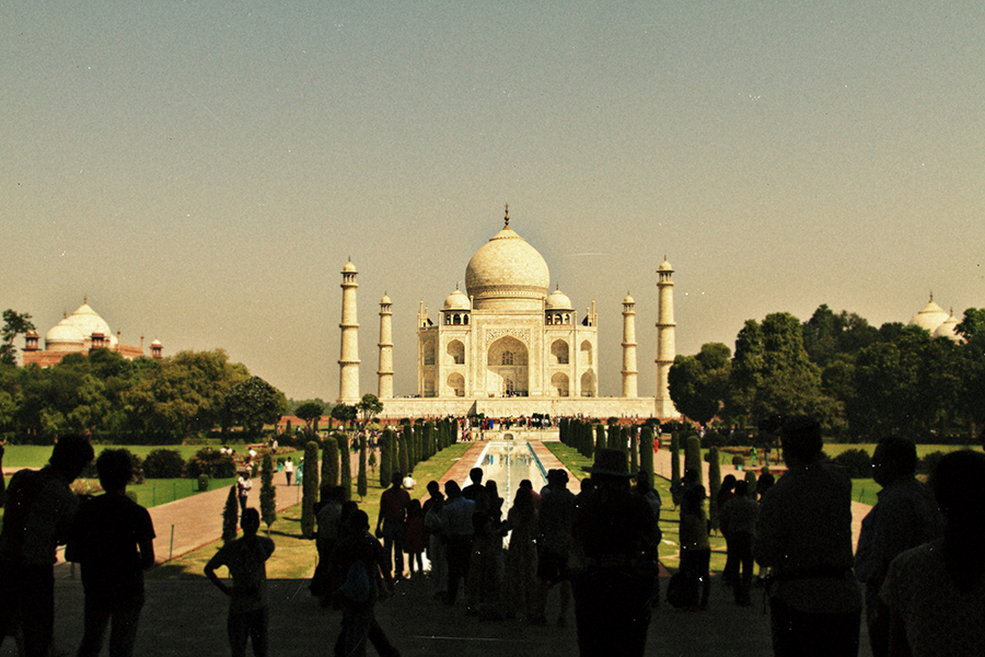 The Taj Mahal, III