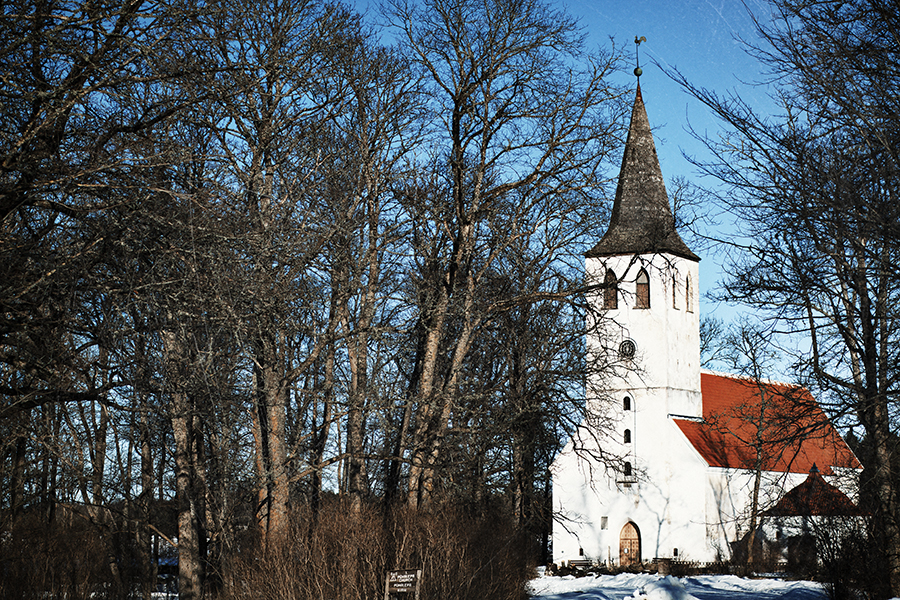 Pühalepa Church