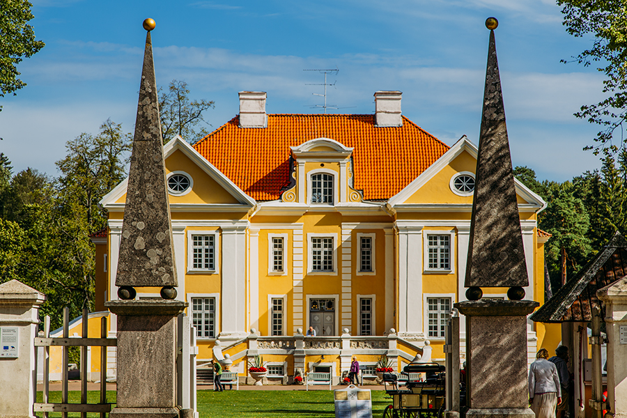 Palmse Manorhouse
